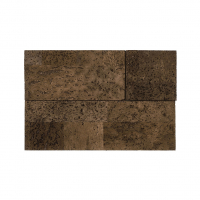 Пробка настенная Wicanders Cork Bricks MUCBBRO01 CB_Brown